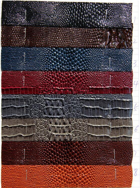 tela para muebles,vinyl crocodile leather fabric,glitter leatherette,upholstery furniture synthetic leather textile,1210027(China (Mainland))