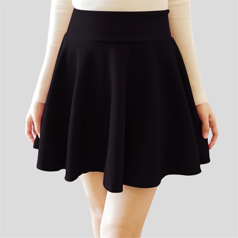 2015 skirt fashion fall winter skirts plus size
