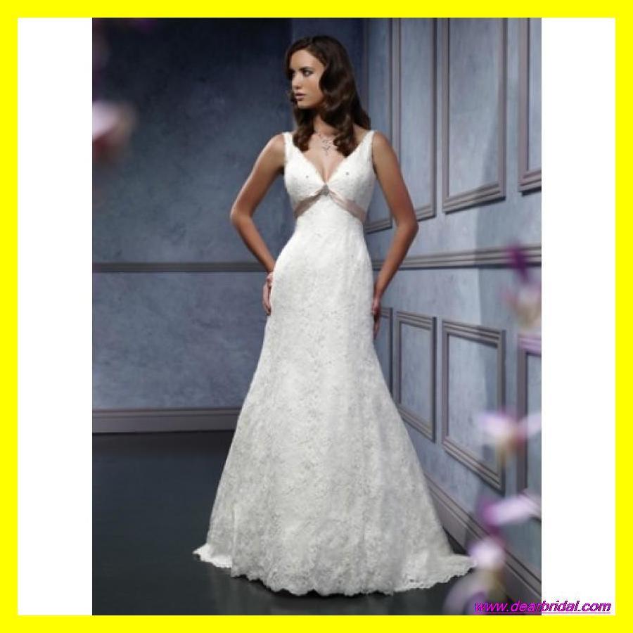 Second wedding dress petite v neck dresses short vintage for Petite short wedding dresses