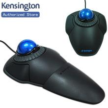 Kensington оригинальный орбиты трекбол мышь с колесом прокрутки кольцо оптическая USB для пк или Mac K72337 нанесены с розничной упаковке