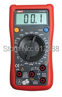 UNI-T UT132B Handheld Multimeter AC/DC Frequency ResistanceAC DC<br><br>Aliexpress
