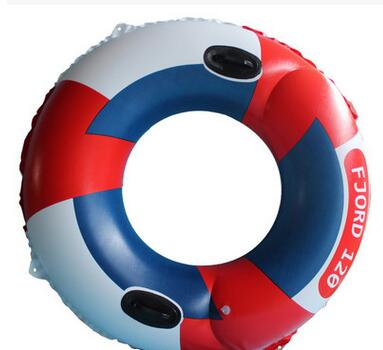 Hot selling PVC inflatable swim ring adult children swimming laps thickened Lifebuoy swimming supplies free shipping(China (Mainland))