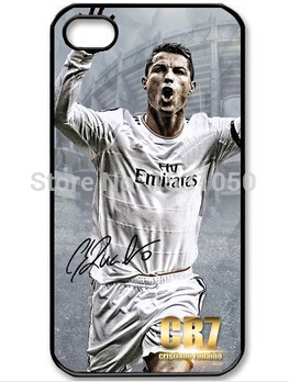 Cristiano Ronaldo CR7 Case for iPhone 4 5s 5c 6 6s Plus iPod Touch 4 5 6 Samsung Galaxy s2 s3 s4 s5 mini s6 s7 Edge Note 2 3 4 5(China (Mainland))