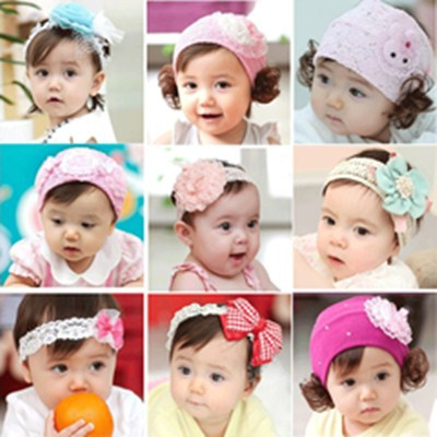 New baby Hat baby hedging caps surge in autumn and winter the winter Korea children's hat supplies wholesale manufacturers(China (Mainland))