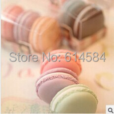Free shipping candy color macaron storage box,Jewelry storage box/holder,mini organizer container for sundries,birthday gifts(China (Mainland))