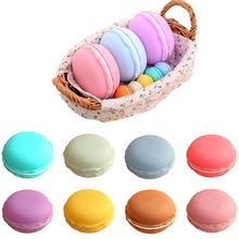 jewelry organizer Storage Box Organizer box makeup organizers Earphone SD Card Macarons Bag Storage Box Case Carrying Pouch(China (Mainland))