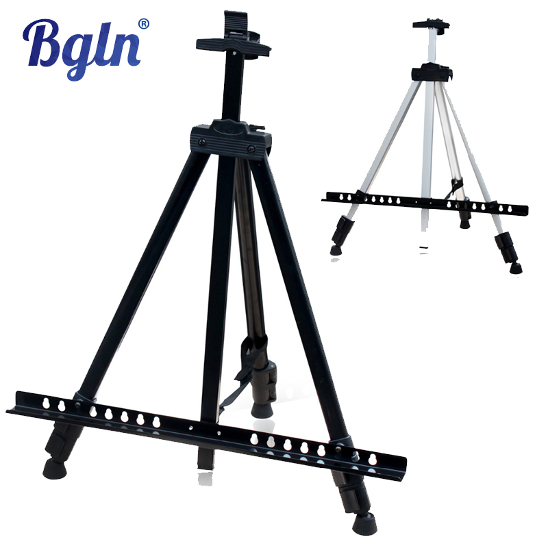 Bgln Sketch Easel Foldable Easel Display Aluminum Alloy Easel Sketch Drawing Frame For Artist Art Tools(China (Mainland))