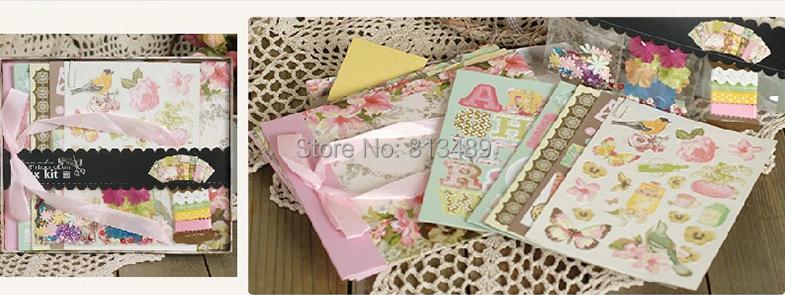 Wedding Scrapbook Kit Kits Diy Craft Scrapbook