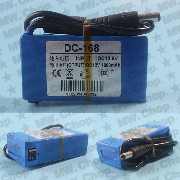Free Shipping 1800mAh DC 12V Super Rechargeable Lithium-ion Battery Pack US/EU/UK Plug(China (Mainland))