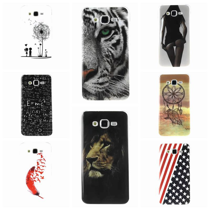 For Samsung Galaxy S Duos S7562 GT-S7562 Case Owl tiger Lion sexy lady Painting Ultra thin TPU IMD Silicone Mobile Phone Covers(China (Mainland))