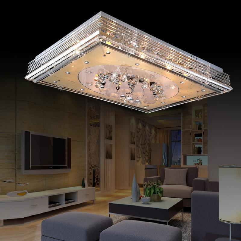 Led Ceiling Lights For Kitchens : Modern led ceiling ligh square w cm