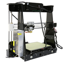 2016 Hot Sell Quality Reprap Prusa I3 Big Size 220 220 240mm DIY 3D Printer Kit