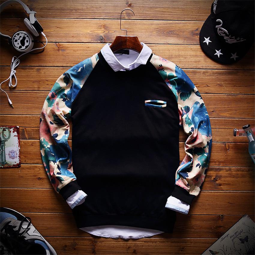 2015 New Winter Hoodies Men Fashion Brand Quality Slim Pullover Sportswear Sweatshirt Free Shipping Men Tracksuit Men(China (Mainland))