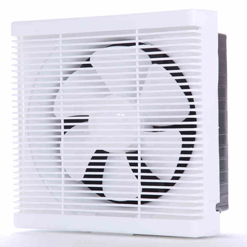 Fumes from the kitchen exhaust fan bathroom ventilation for 12 inch window fan