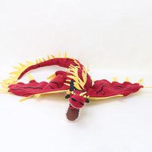 Como treinar O Seu Dragão 3 amigos Bonecos de Pelúcia Desdentado Stormfly Meatlug Hookfang Boneca de Brinquedo de Pelúcia brinquedos de pelúcia(China)