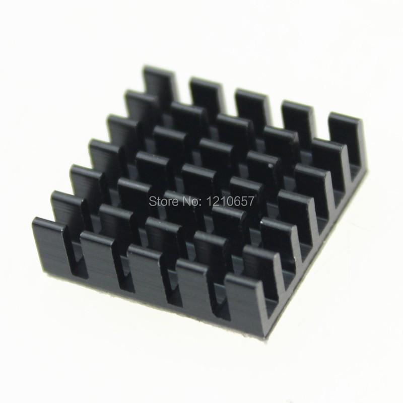 200 Pieces lot GDT Heat sink Cooling Aluminum Heatsink Cooler 20 x 20 x 6mm <br><br>Aliexpress