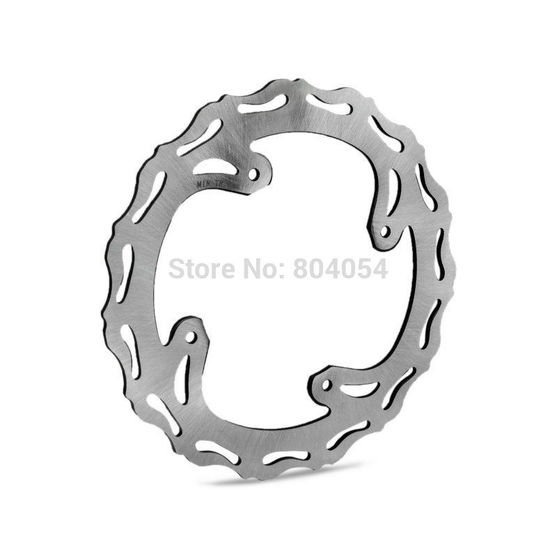 Motorcycle Rear Brake Disc Rotor For Honda CRF230  CRF250R/X  CRF450X SUPERMOTARD 2004-2009<br><br>Aliexpress