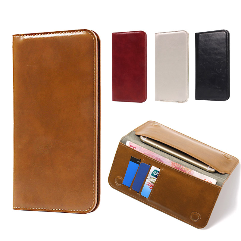 Multifunction Phone Luxury Pouch Wallet Leather Case Card Slot Flip Cover bags For Aplle iphone 5S 6 6S 5 SE 4S 4 For iphone 5(China (Mainland))