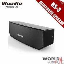 Original Bluedio BS-3 (Camel) Mini Bluetooth Speaker Portable Wireless Speaker Sound System 3D Stereo Music Surround(China (Mainland))