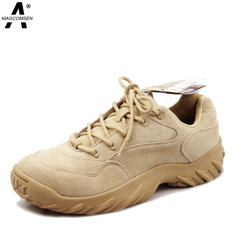 Outdoor Desert Boots U.S. Military Assault Tactical Boots Breathable Anti-Slip Men Travel Hiking Combat Shoes Botas(China (Mainland))