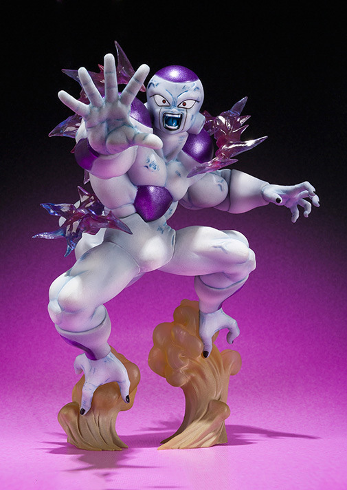 Japan anime figure action Dragon ball Freiza 15cm PVC material THE K STORE JH-136A(China (Mainland))
