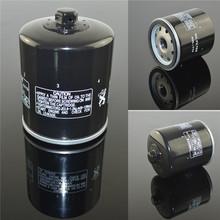 1 pc Powersports Cartridge Oil Filter HARLEY DAVIDSON FXSTC SOFTAIL CUSTOM 82 CI 1987-1999 Black Grid - Earth Family store