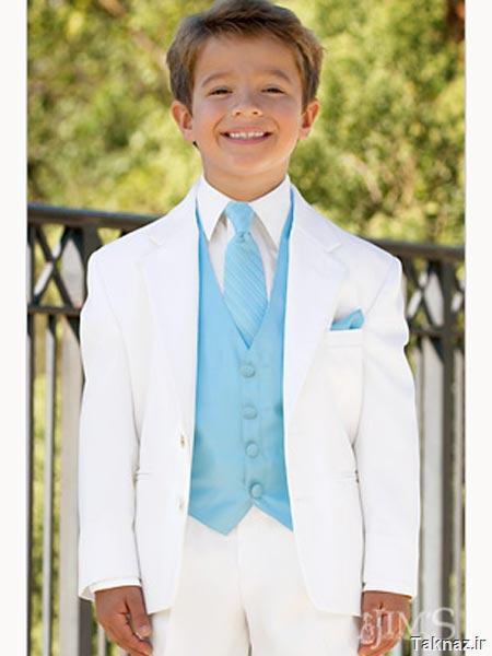 Custom white two Button Boy Tuxedos Notched Lapel Children Suit Kid Wedding/Prom Suits three piece suit (jacket+vest+pants+tie)(China (Mainland))