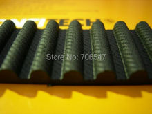 Buy Free 1pcs HTD1176-8M-30 teeth 147 width 30mm length 1176mm HTD8M 1176 8M 30 Arc teeth Industrial Rubber timing belt for $33.00 in AliExpress store