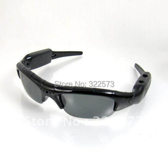 Free Shipping 3MP Camera glasses camcorder(China (Mainland))
