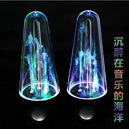 Neon Water Speakers Speaker Color Neon Dancing