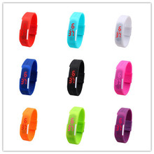 2015 Touch Screen Lowest price port Watch For Men Women Kid Clock Electronic Wrist Watch Wristwatches