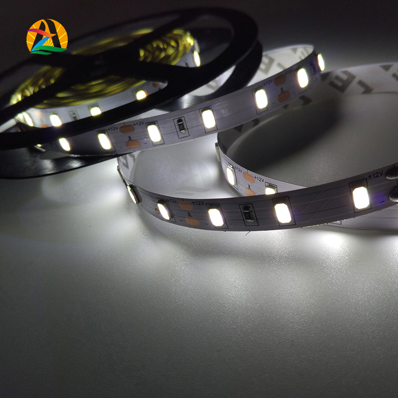 NEW Chip 5630 (5730) SMD LED Strip flexible light DC12V Non- Waterproof, 60LED/M, 5M/lots, More Bright than 5050, 3528, 6 color(China (Mainland))