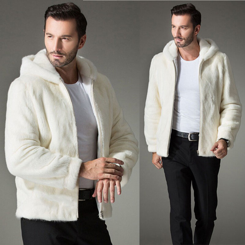 Popular Mink Coat for Men-Buy Cheap Mink Coat for Men lots from ...