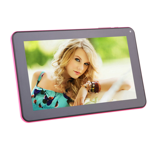 """IRULU Tablet X1a New 9"""" 8GB Google Android 4.4 Kitkat Quad Core PC"""
