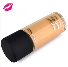 Marca 30 ml professione compongono fondazione liquido con pompa di base studio fix spf15 flouid fondazione NC15-40 base maquiagem(China (Mainland))