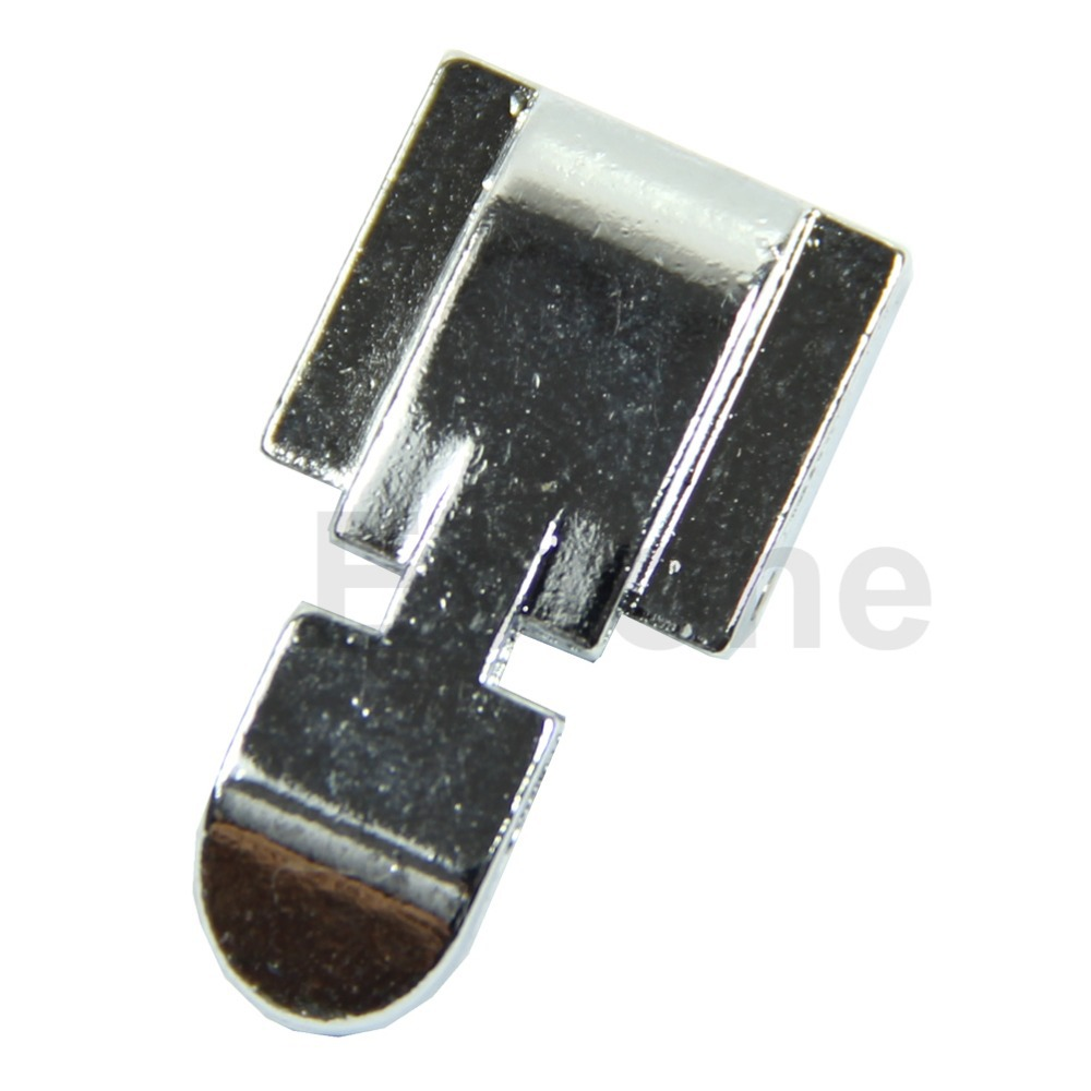 1 pc Snap on Zipper Foot Babylock Brother Singer Janome elna Kenmore Pfaff Hobby Free shipping(China (Mainland))