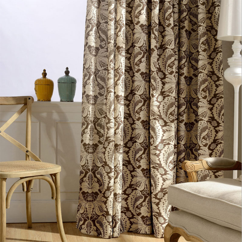 Polyester Linen Curtains Amazoncom