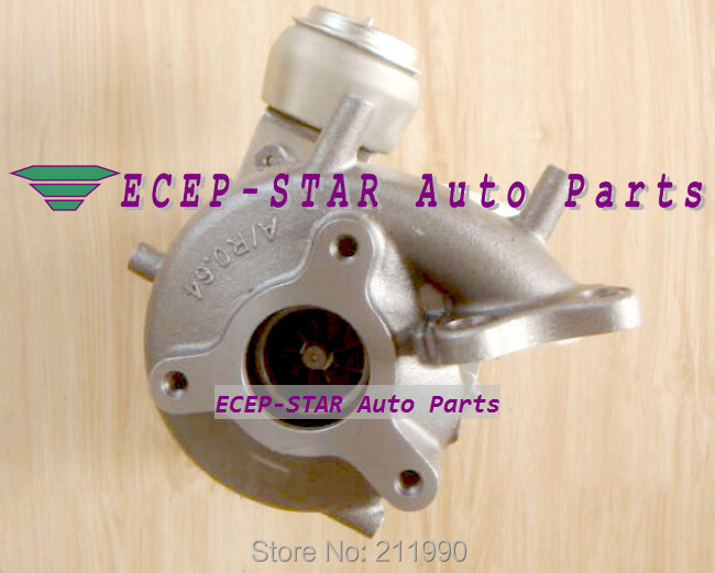 GT2056V 767720 767720-5004S 14411-EB71C Turbocharger For Nissan Navara 2.5L DI 2007 144HP 171HP YD25 with Gaskets (6)