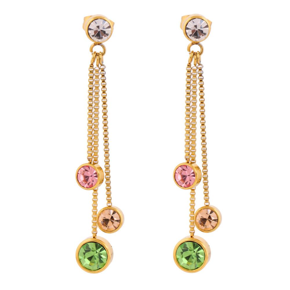 Innovative 31 Model Gold Earrings Studs For Women U2013 Playzoa.com