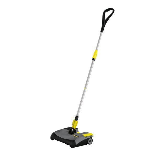Germany imported dual-use cordless power Sweeper rechargeable broom robot business EB301(China (Mainland))