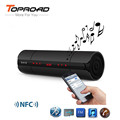 High Quality Bluetooth NFC LED Time Date Display Stereo Speaker Wireless Boom Super Sound Mini MP3