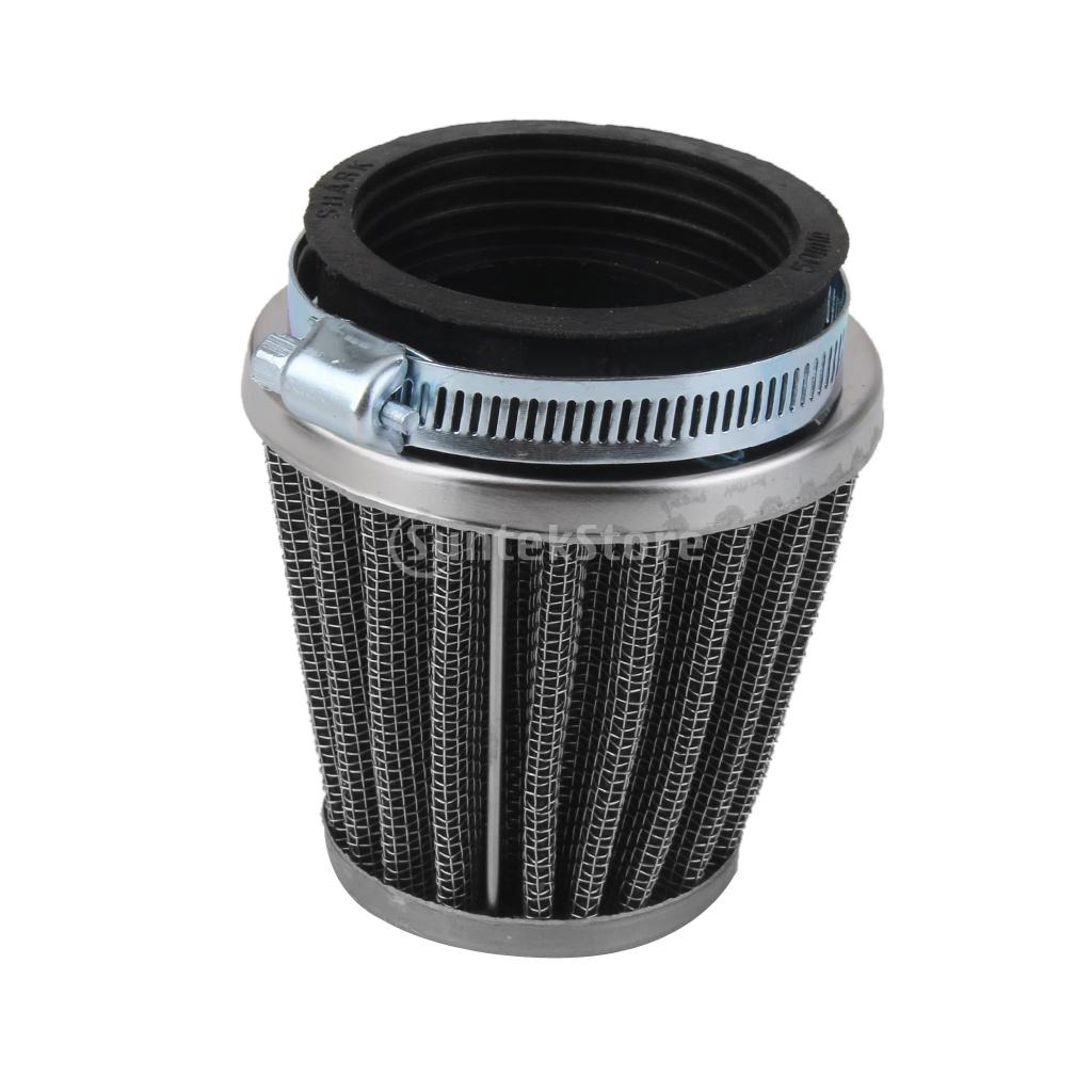 50mm Air Filter Cleaner for Honda Yamaha Motorcycle Dirt Bike ATV Scooter(China (Mainland))