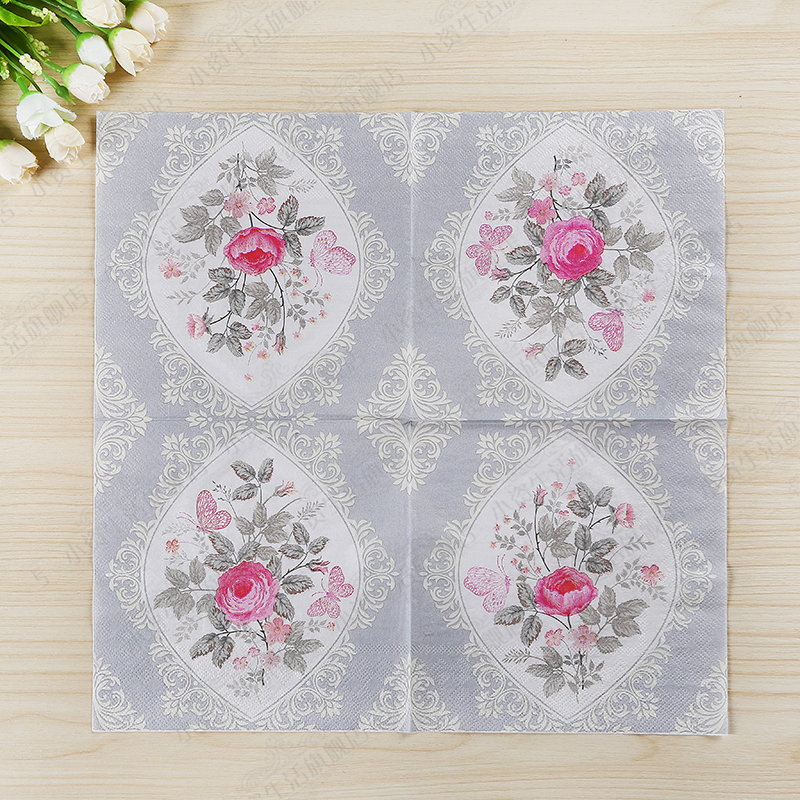 Online Get Cheap Personalized Wedding Napkins Aliexpress