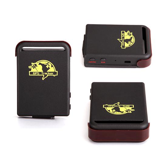 Spy Vehicle Real Time Tracker GPS/GSM/GPRS Car Vehicle Tracker TK102 MINI TRRACK(China (Mainland))