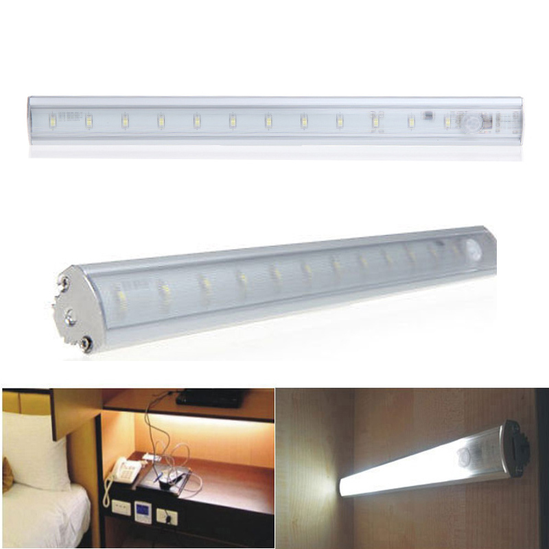 Hot Sale 3528SMD PIR Motion Sensor LED Bar Light LED Under