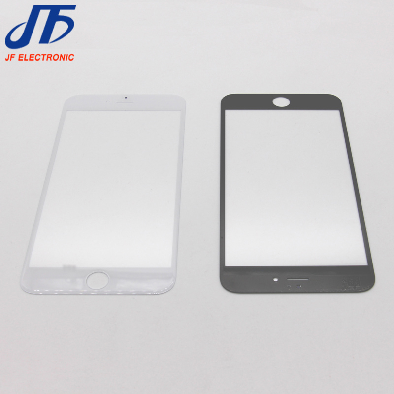"""10pcs/lot For iPhone 6 plus 6+ 5.5"""" Front Outer glass LCD Touch Screen Lens Top Glass Free shipping(China (Mainland))"""
