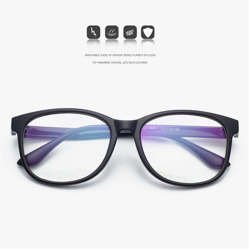 2016 New Computer Glasses Goggles Radiation Glasses Myopia Female Male Eyeglasses Frames Fashion Glasses Frame For Men Women(China (Mainland))
