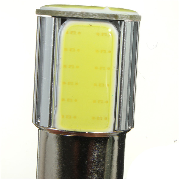 High Quality White 1157 BAY15D COB LED High Power Car Auto Light Source Brake Turn Signal