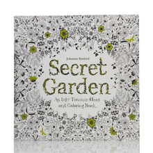 24 Pages Relieve Stress For Children Adult Painting Drawing Book Secret Garden Kill Time Coloring Book(China (Mainland))