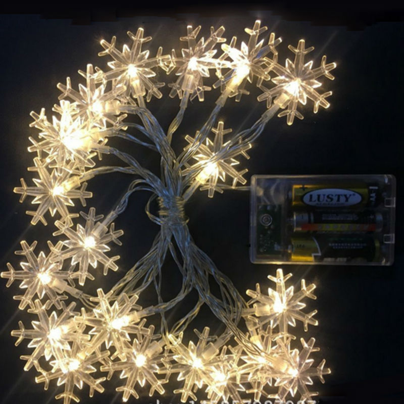 Led Fairy Lights 2.5m String Lights Battery Operated AA 20 Led Christmas Lights Indoor Outdoor Wedding Party Bedroom Decoration(China (Mainland))